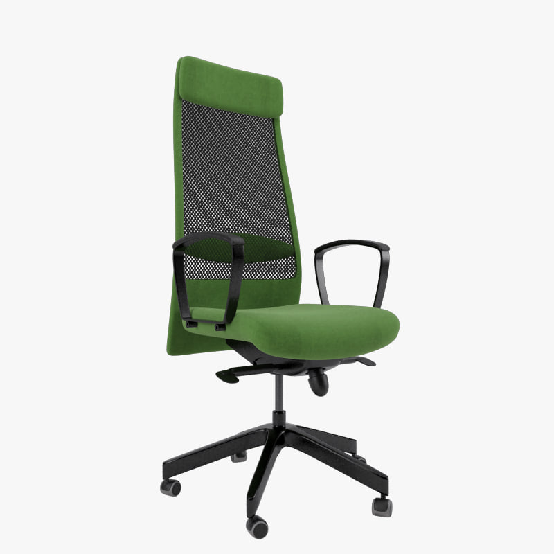 ikea markus office chair 3d max