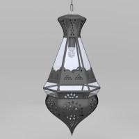 obj arabian lamp