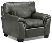 Campbell Chair - Dark Grey | Furniture.ca