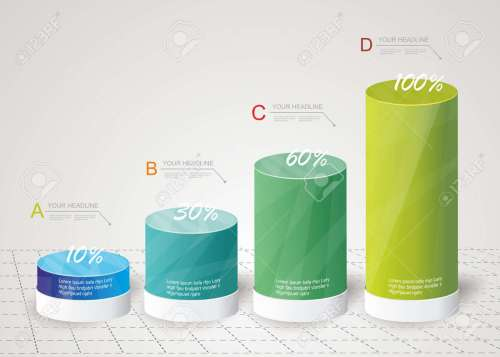 small resolution of archivio fotografico box design moderno stile minimal template infografica pu essere utilizzato per diagramma numerati banner colonne per cento
