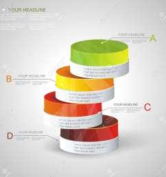 archivio fotografico box design moderno stile minimal template infografica pu essere usato per diagramma numerati banner colonne per cento  [ 1300 x 1243 Pixel ]