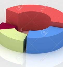 3d circular diagram on white background stock photo 11948623 [ 1300 x 975 Pixel ]