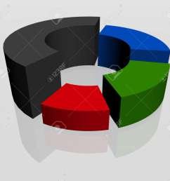 3d circular diagram on white background stock photo 12050666 [ 1300 x 1181 Pixel ]