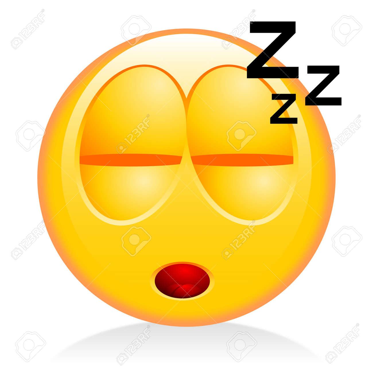 Schlafen Emoji