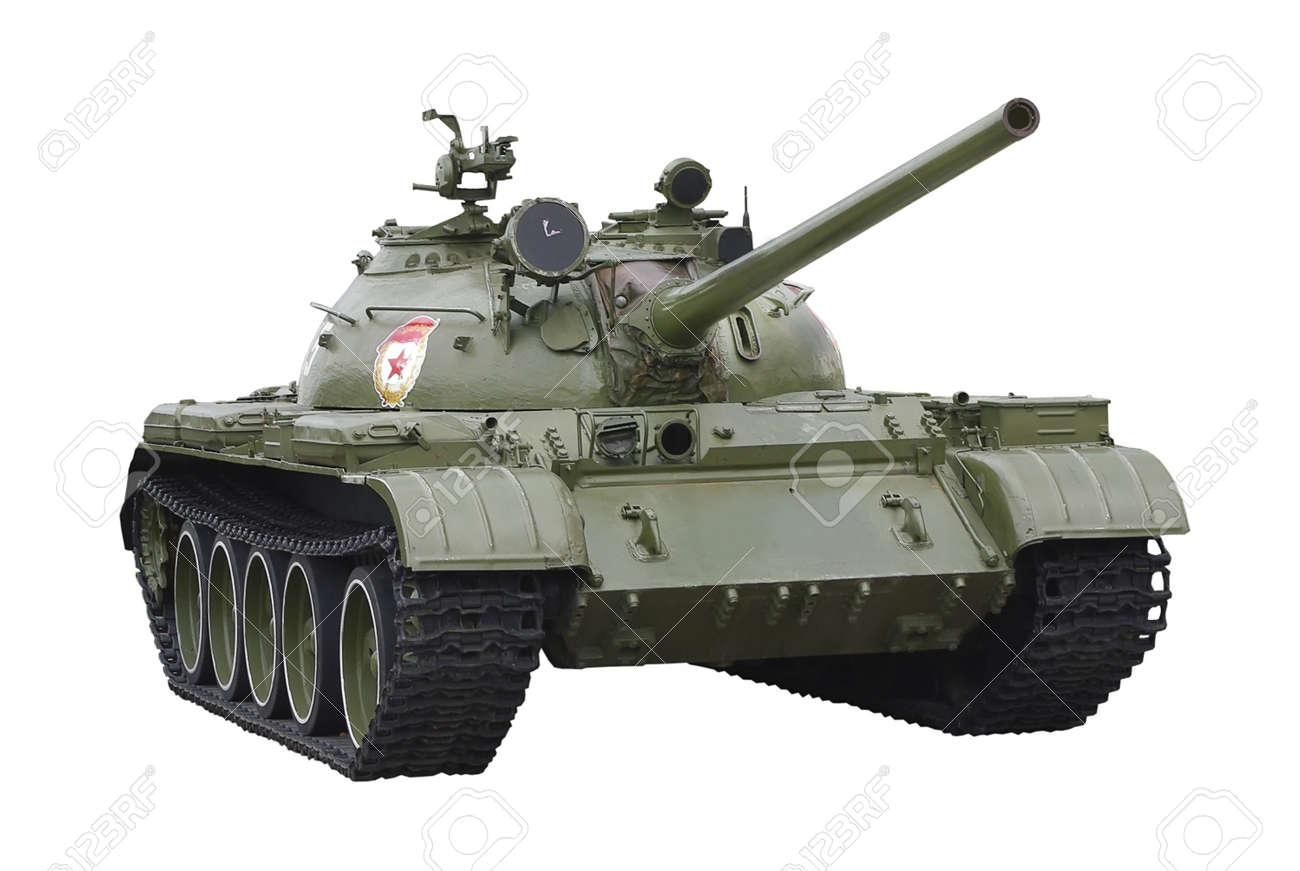 tank made in soviet
