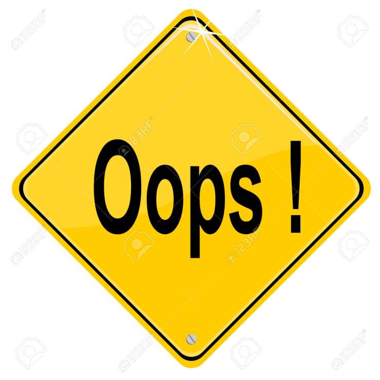 Image result for oops icon