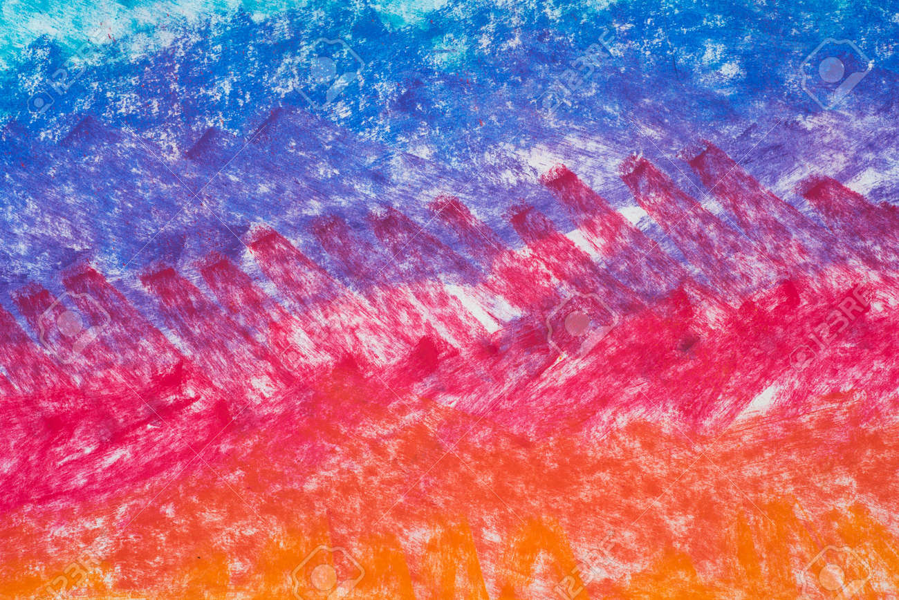 colorful art abstract pastel