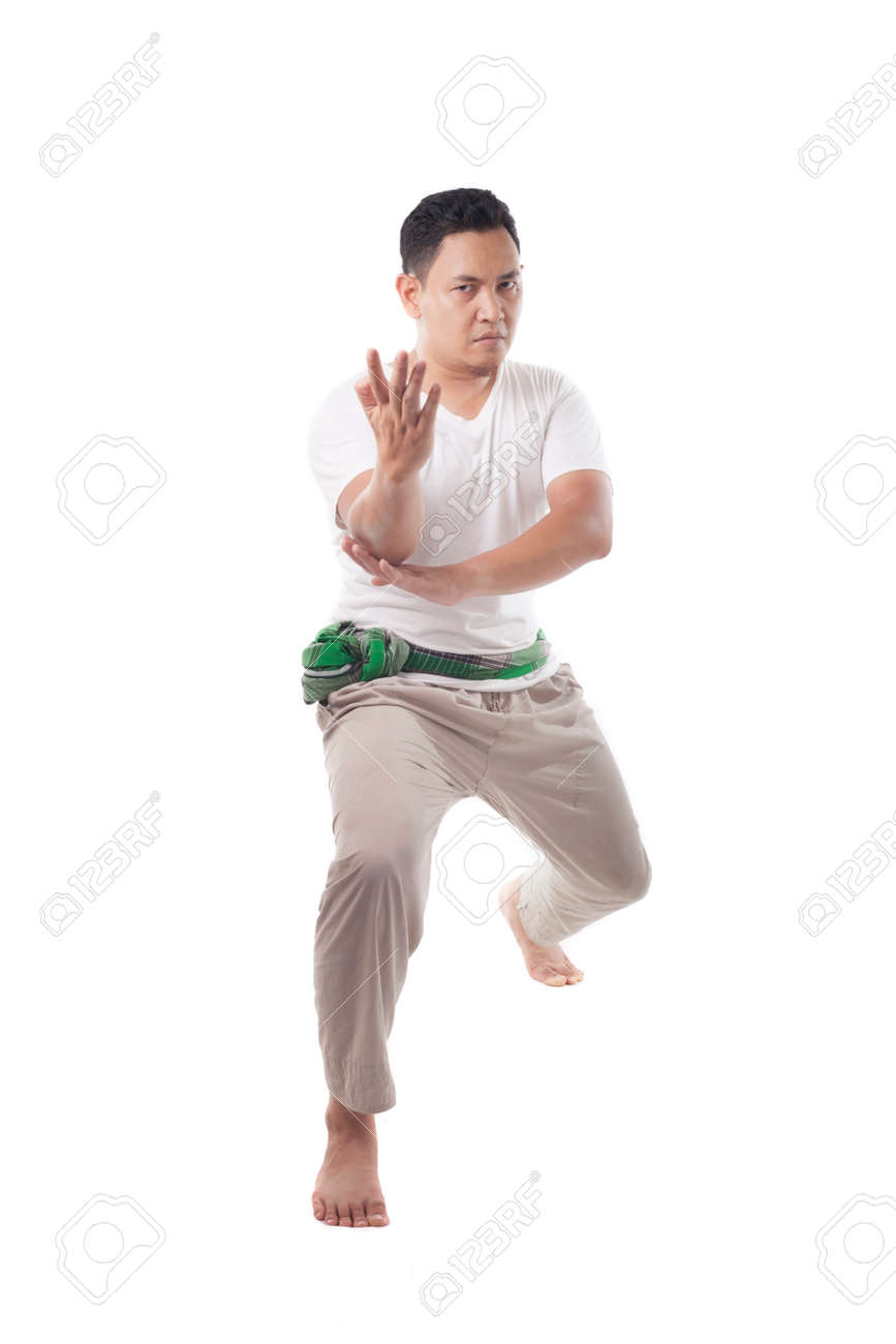 Foto Jurus Pencak Silat : jurus, pencak, silat, Pencak, Silat,, Indonesian, Malaysian, Asian, Traditional, Martial.., Stock, Photo,, Picture, Royalty, Image., Image, 112551595.