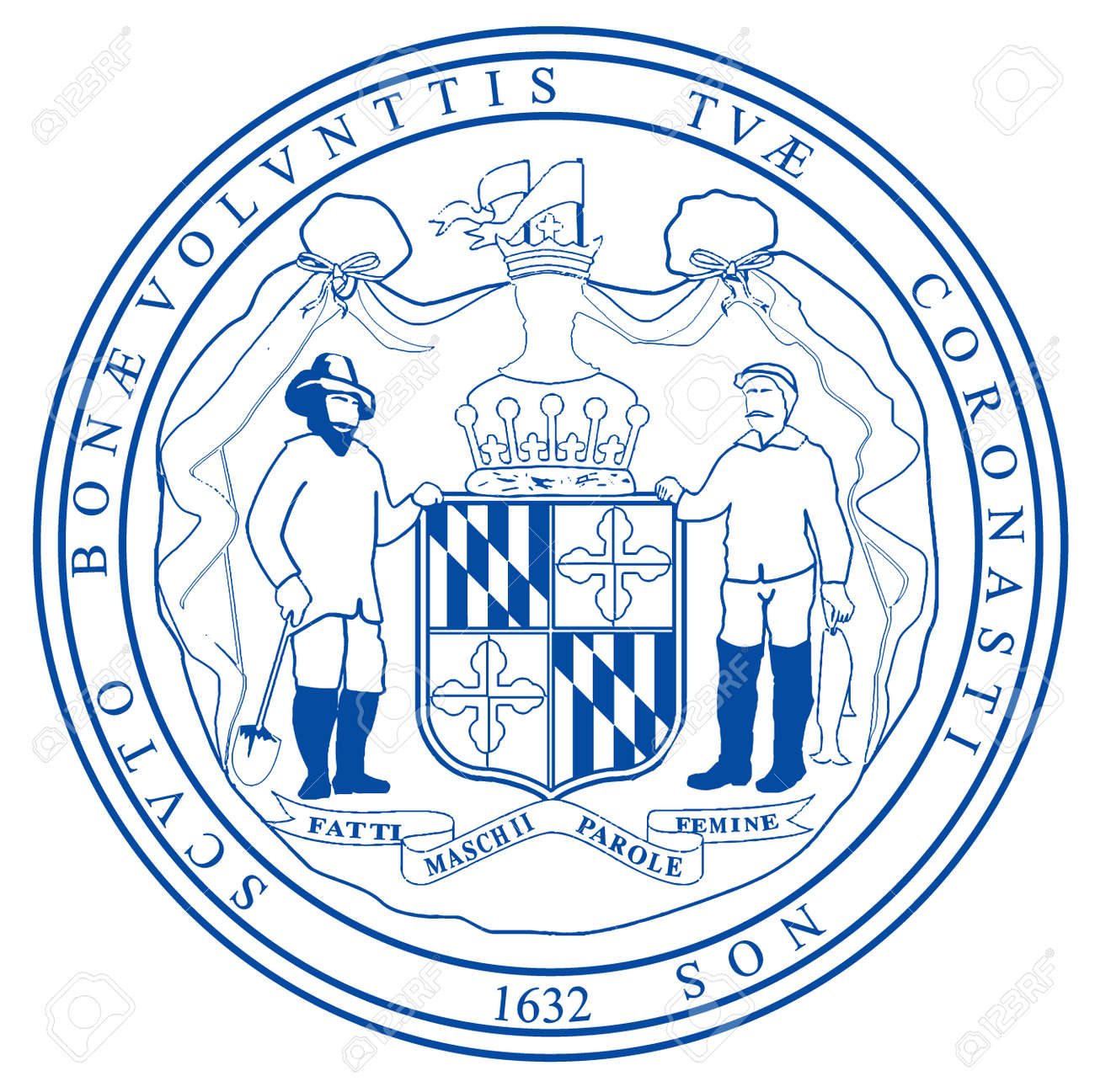 the seal of the
