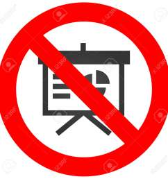 forbidden sign with diagram icon isolated on white background making graph is prohibited vector illustration [ 1300 x 1300 Pixel ]