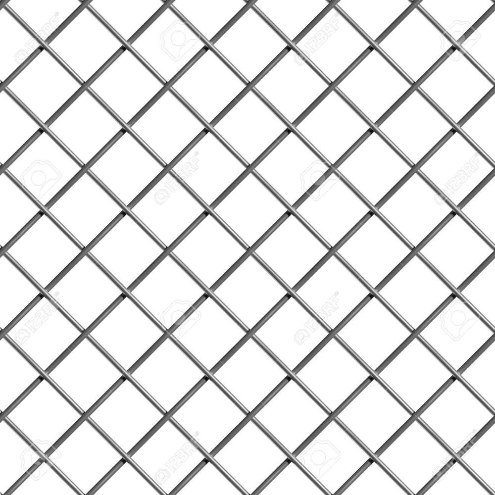 medium resolution of braided wire steel net on white industrial abstract textured seamless background front view stock photo