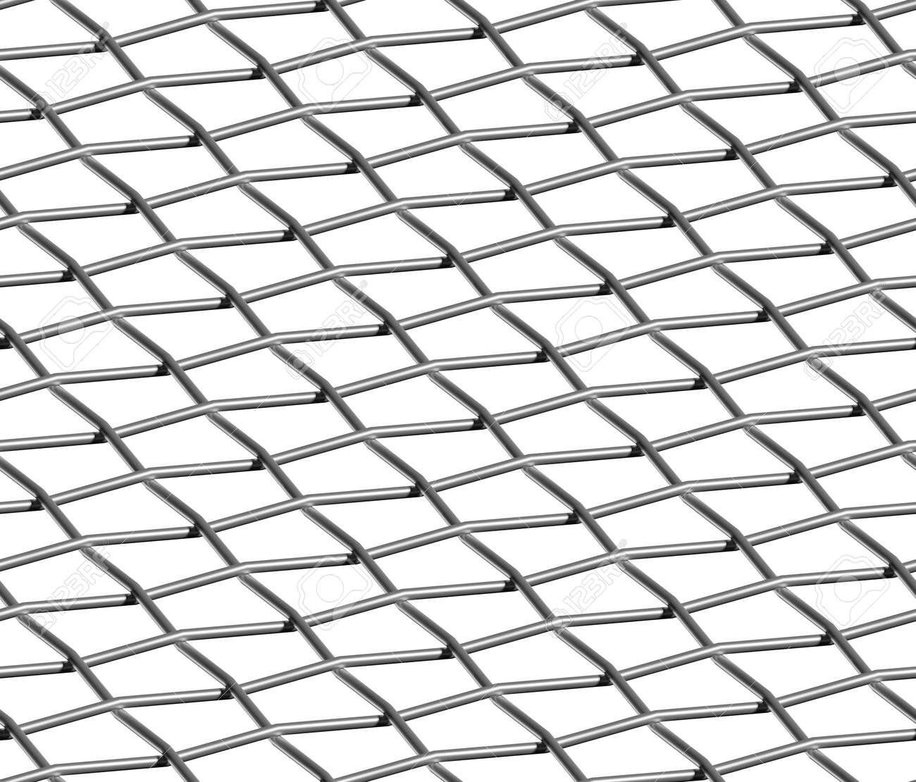 hight resolution of braided wire steel net on white industrial abstract textured seamless background stock photo 18376895