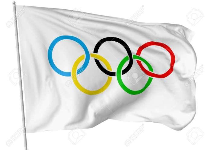 IOC Flag IOA ban