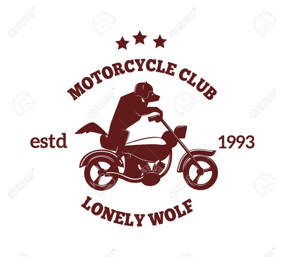 medium resolution of motorcycle club logo vector on dirt bike engine diagram with labelsmotorcycle label badge vector black icon
