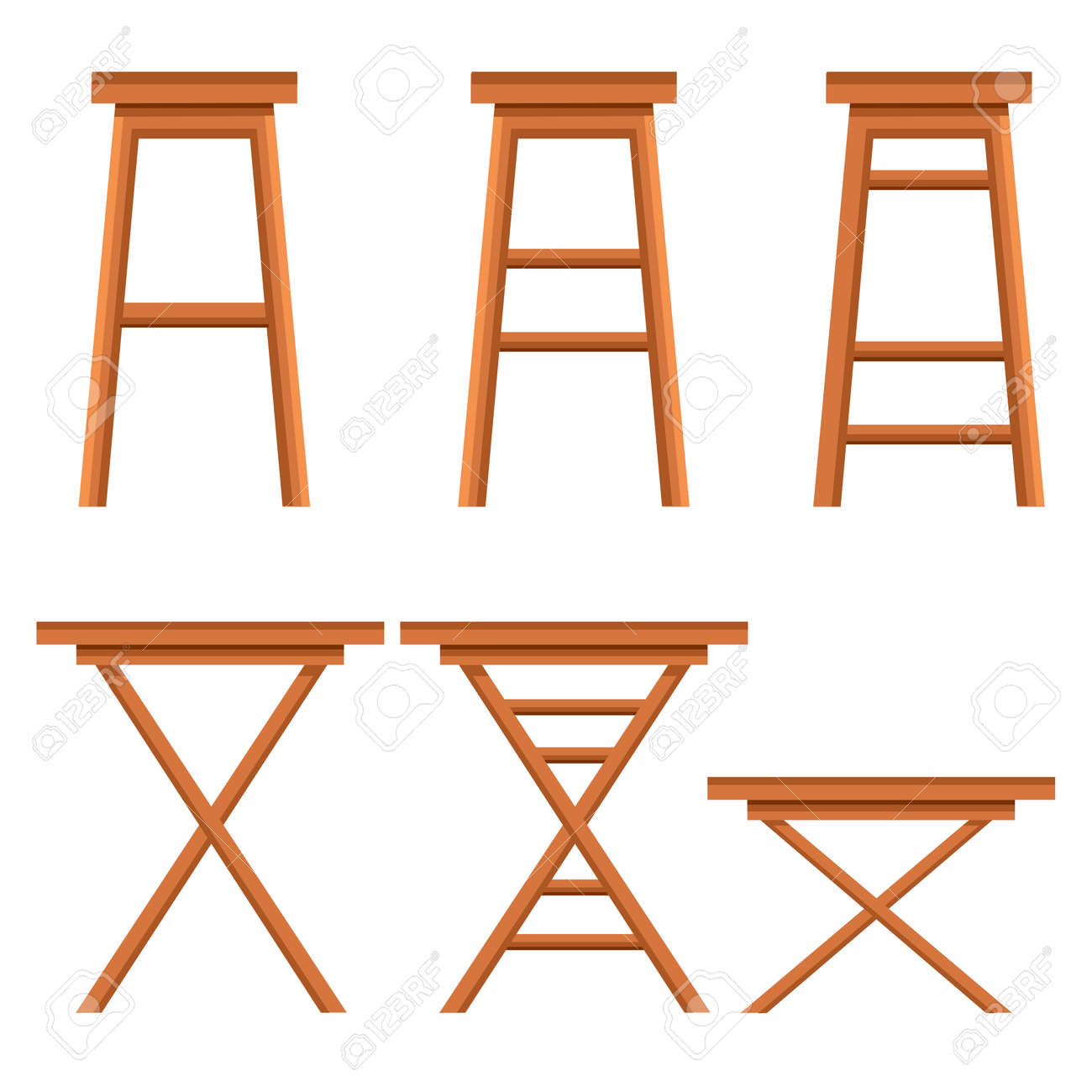 cafe chairs wooden recliner chair cheap set of bar ocher collection retro or stools flat