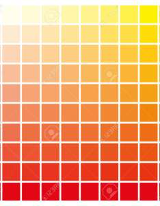 Cmyk color chart to use in prepress and printing used pick swatches also rh rf