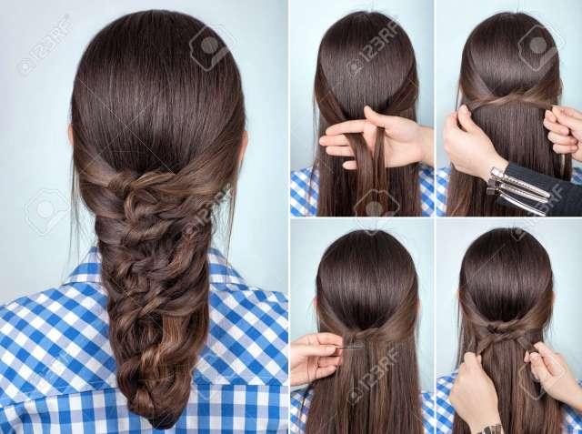 simple hairstyle tutorial