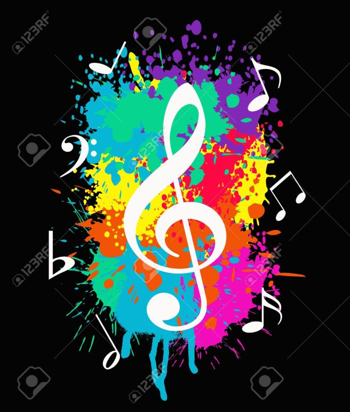 Music Symbols Wallpaper Amatwallpaper