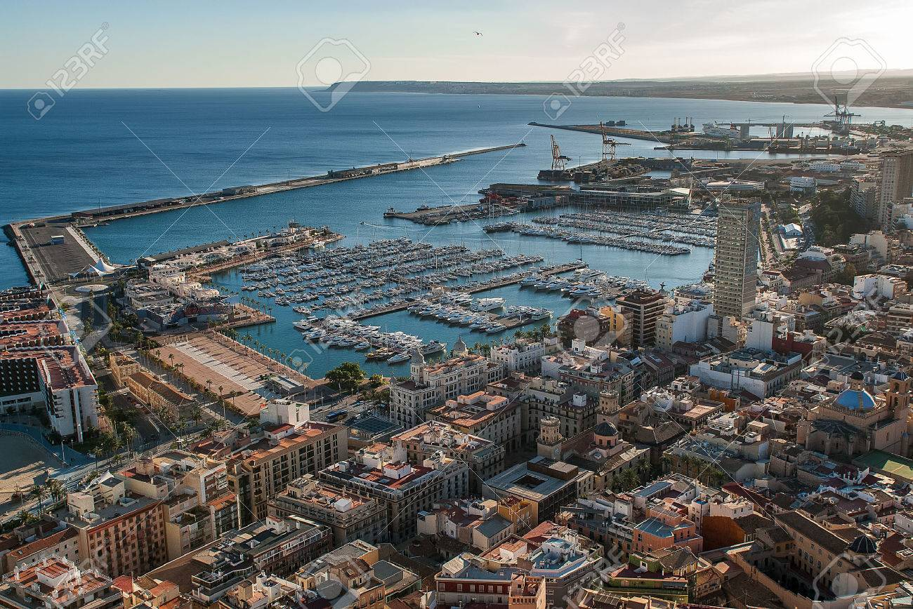 alicante harbour