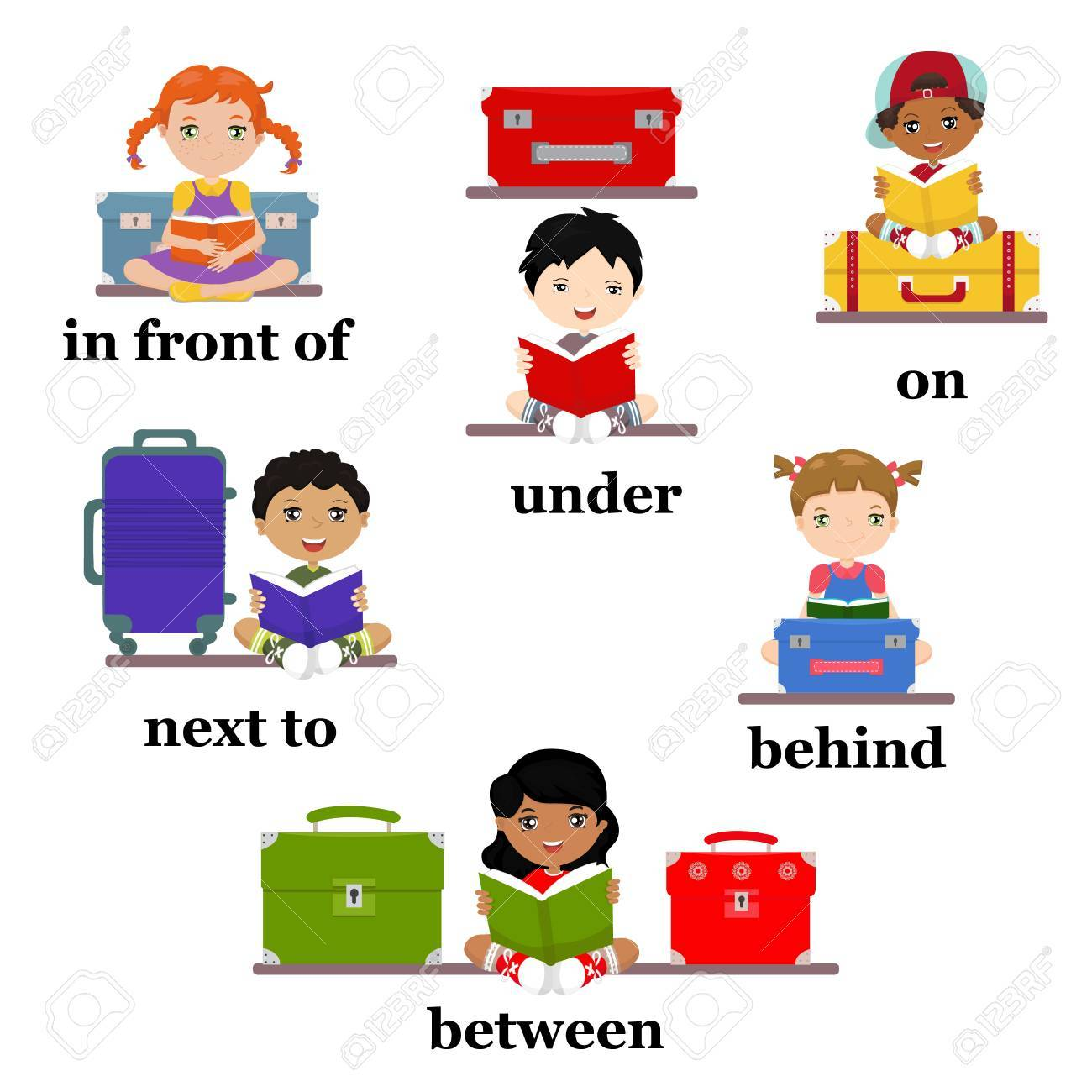 hight resolution of preposition of motion for preschool worksheet for education english grammar in pictures children