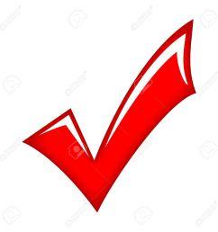 vector vector red check mark [ 1300 x 1300 Pixel ]