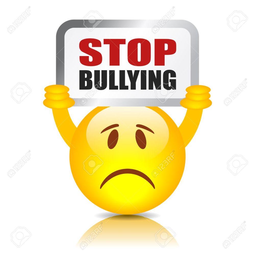 medium resolution of stop bullying sign