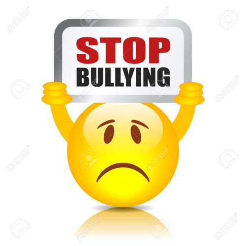 small resolution of stop bullying sign