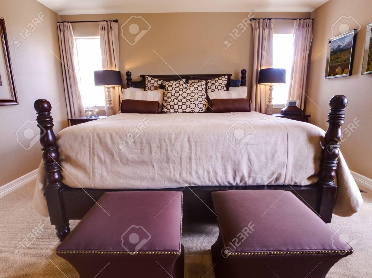Chambre à Coucher King Size