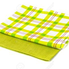 Kitchen Napkins Small Outdoor Ideas Serving Studio Photo Stock Picture And 67849902
