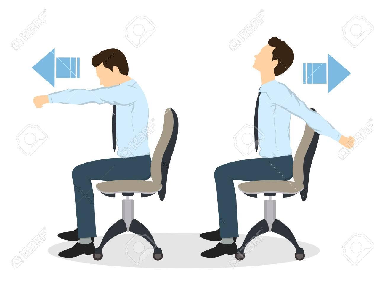 banque d images exercices de sport pour le bureau bureau de yoga pour les employes fatigues avec chaise et table epaule etirement