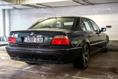 small resolution of berlin germany august 16 2014 motor car bmw e38 7 series