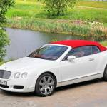 Moscow Russia June 2 2012 White Luxury Car Bentley Continental Stock Photo Picture And Royalty Free Image Image 44367320