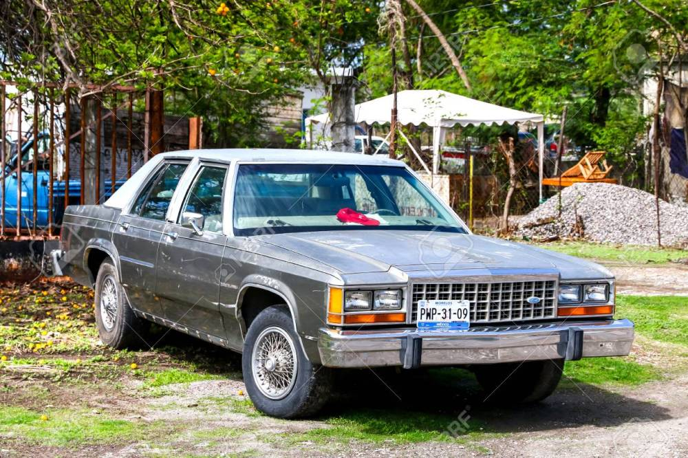 medium resolution of guerrero mexico june 1 2017 motor car ford ltd crown victoria at