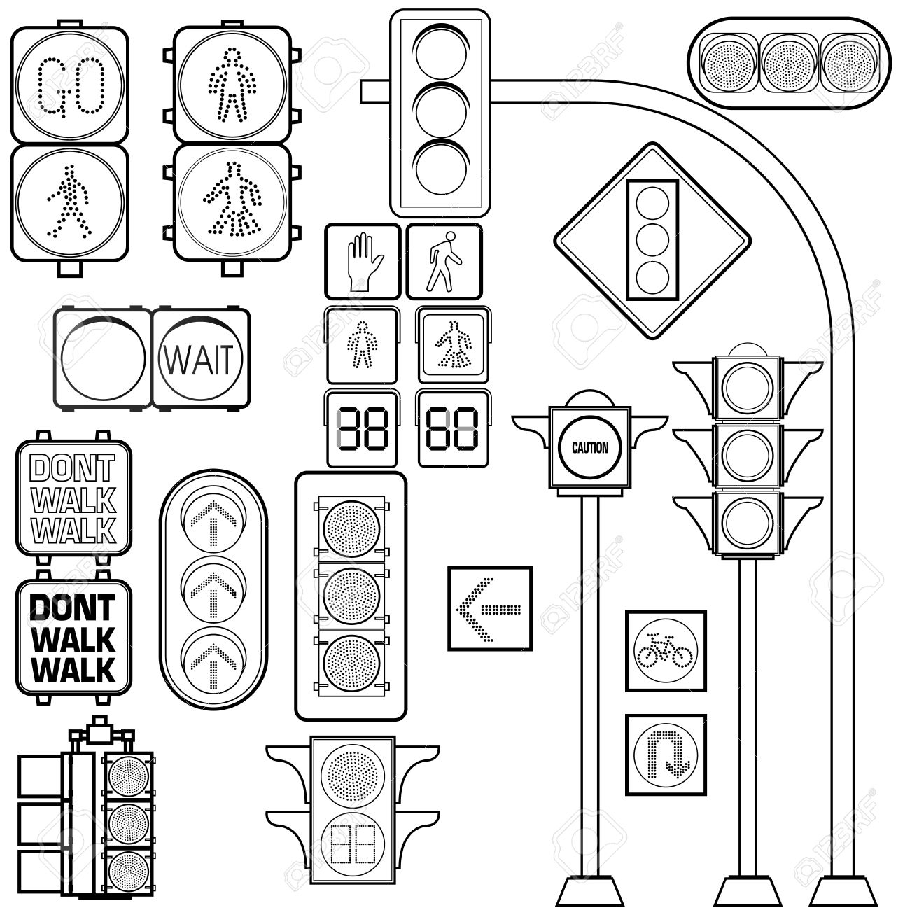 Enchanting traffic light wiring diagram mold everything you need