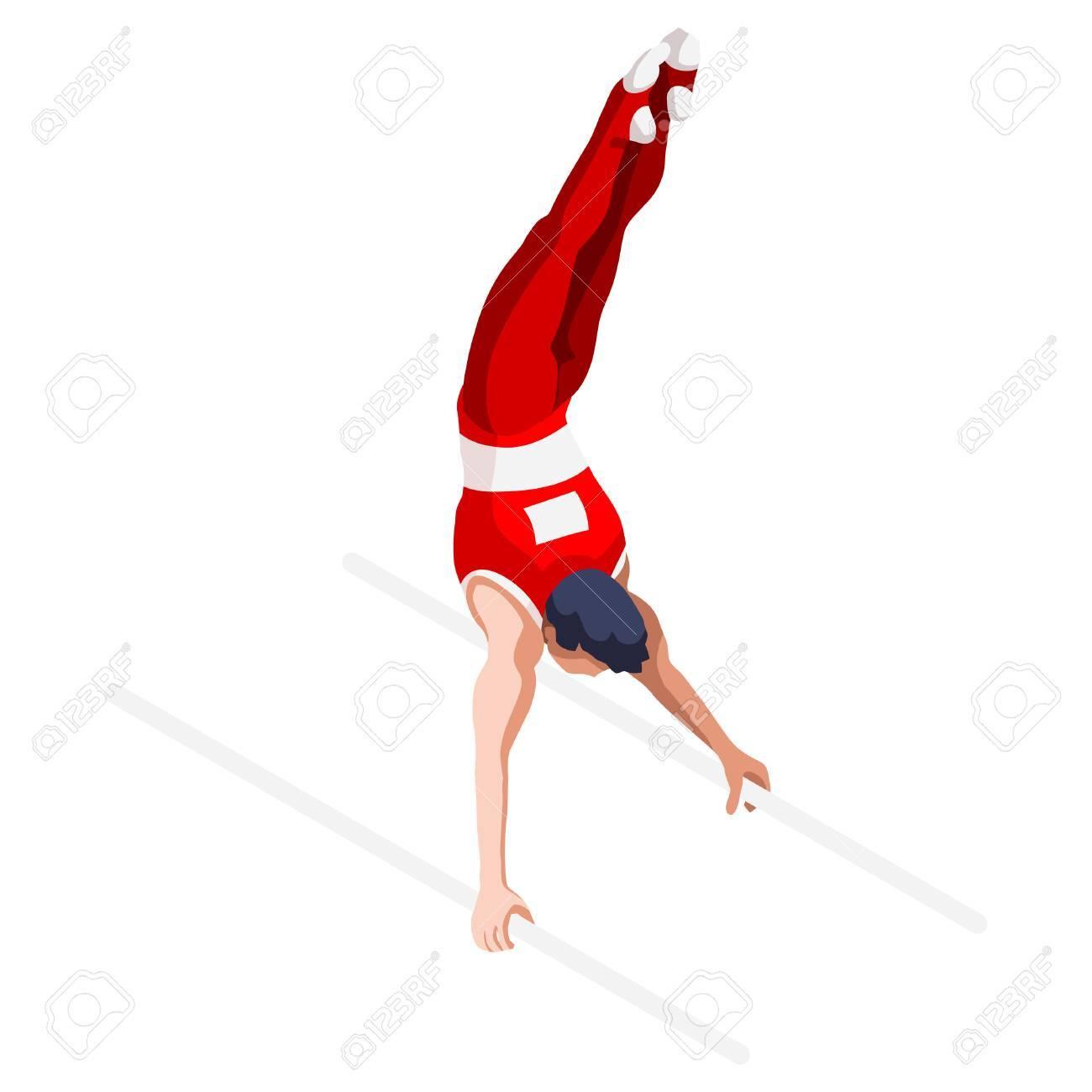 artistic gymnastics parallel bars