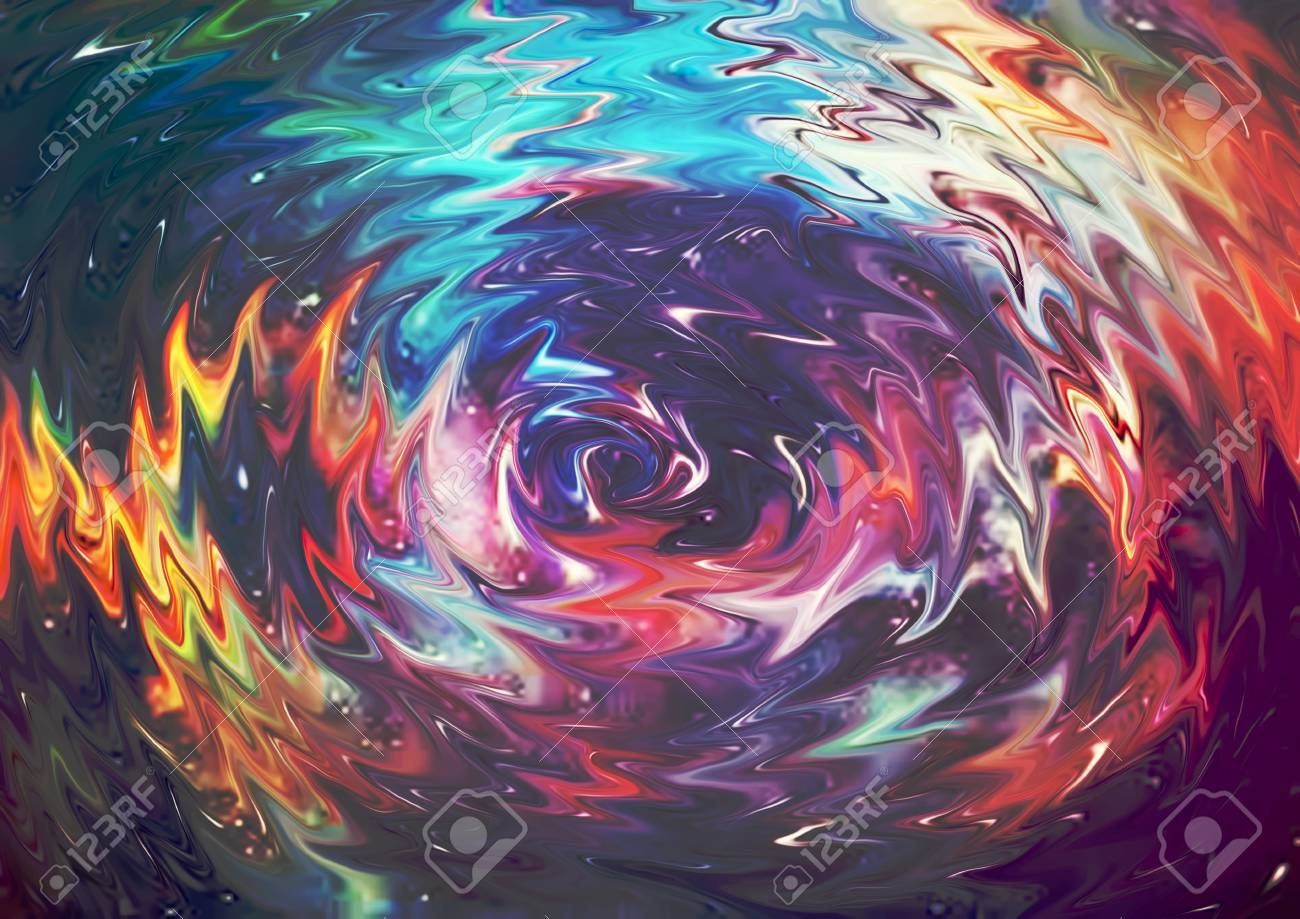 abstract cosmic texture background