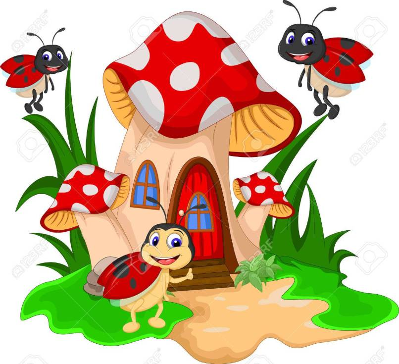 free cartoon pictures of ladybugs reviewwalls co