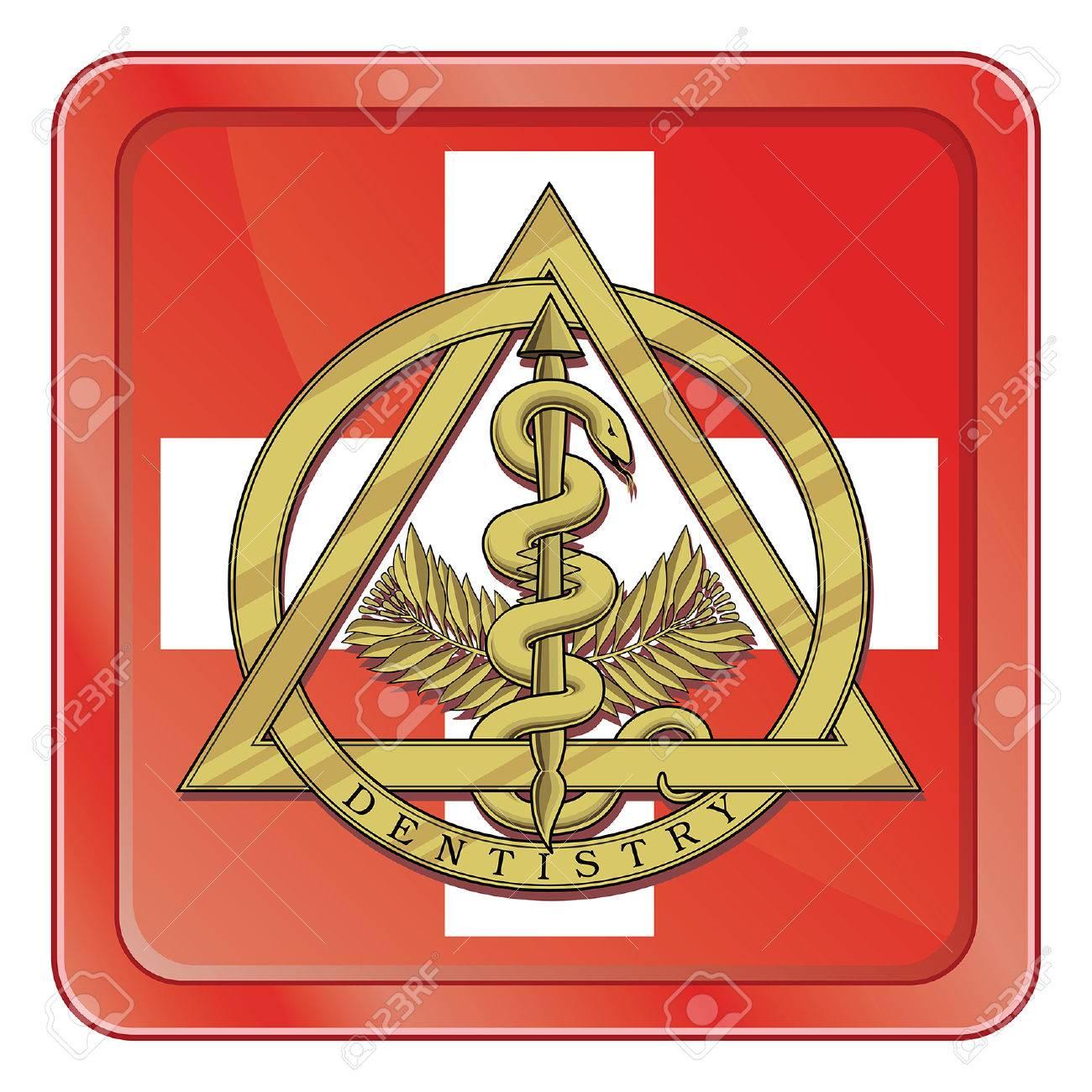 dental emergency symbol is