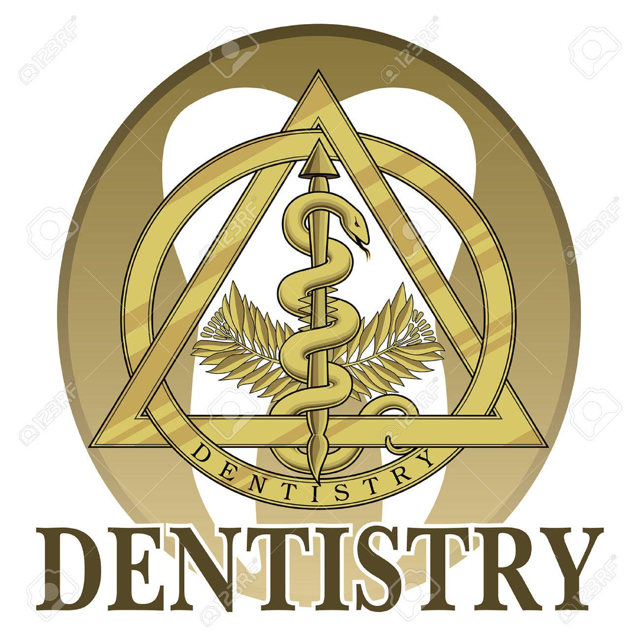 dentistry symbol design is