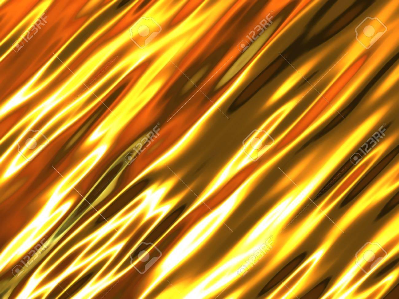 gold fire texture