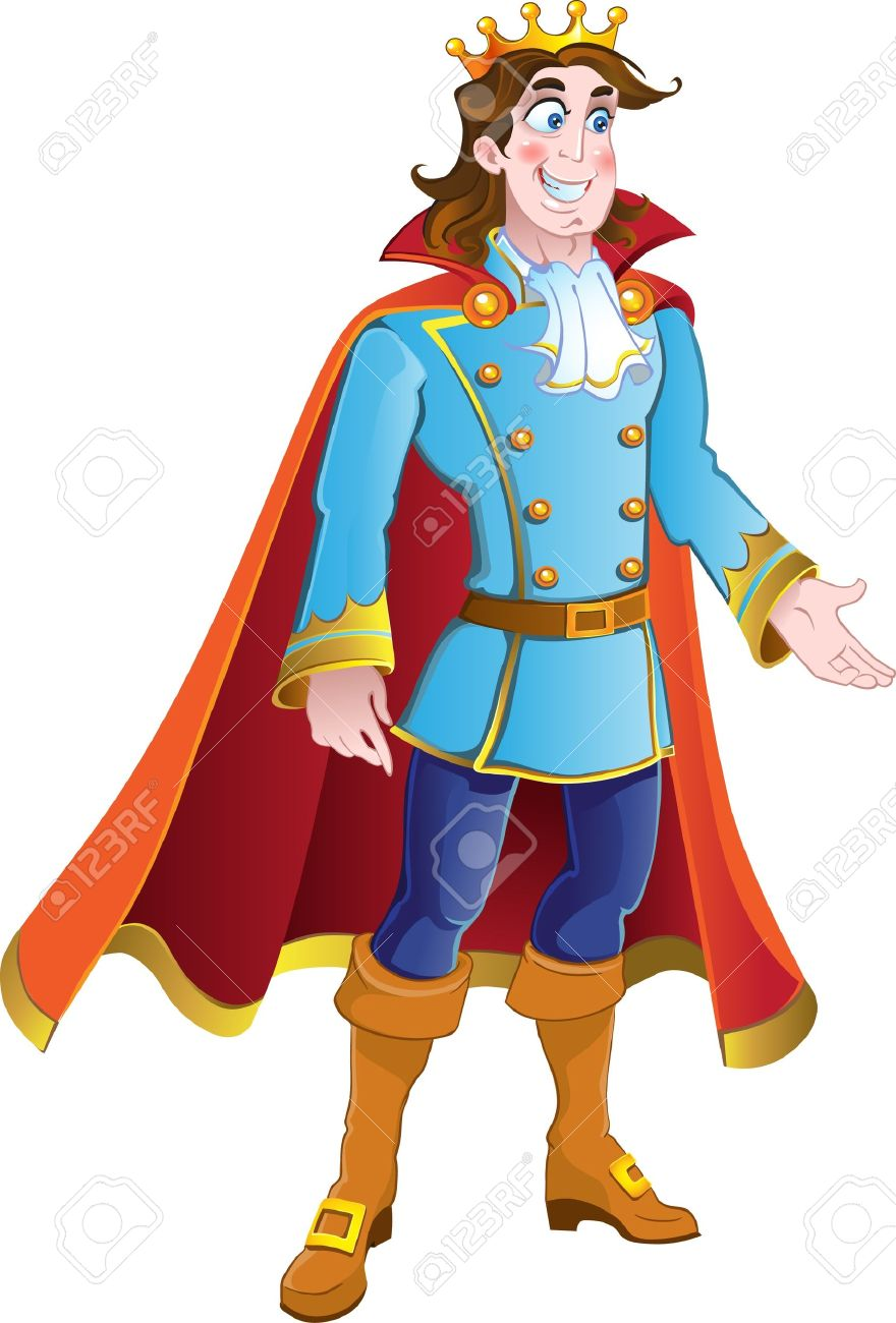 hight resolution of vector vector prince charming