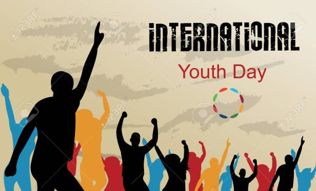 Image result for international Youth Day