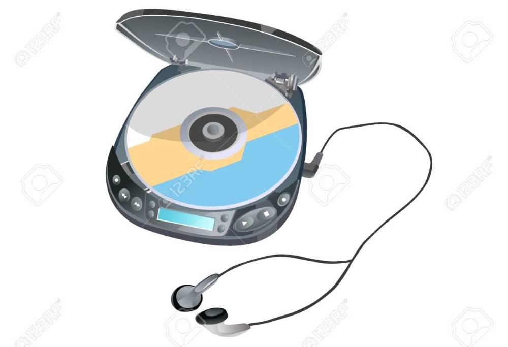 medium resolution of isometric cd player illustration stock vector 90764818