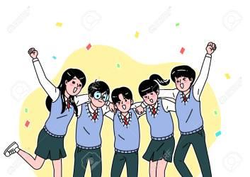 Student School Cartoon