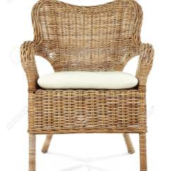 Comfortable Wicker Chairs Hammock Chair Instructions Isolated On White Stock Photo Picture And 95836656