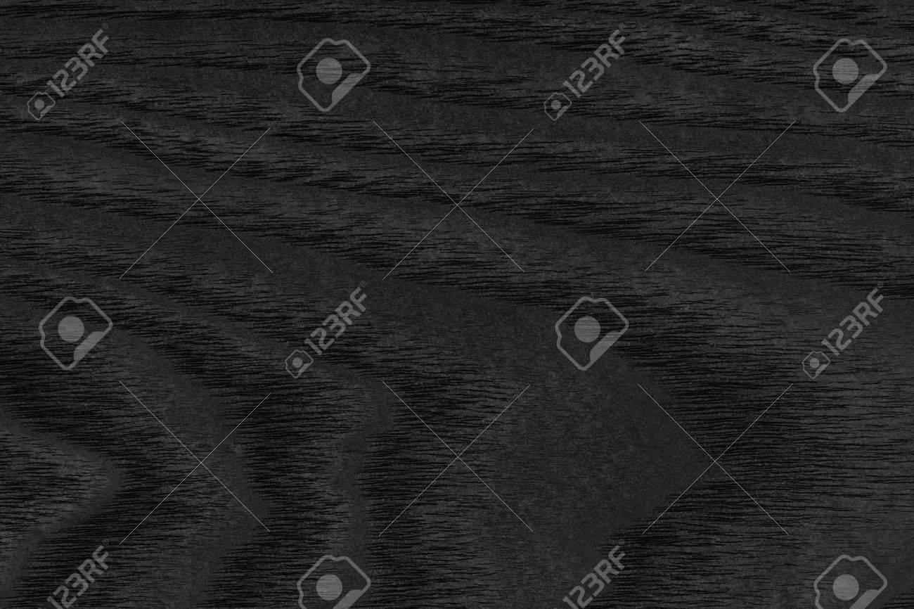 Black Dyed Wood