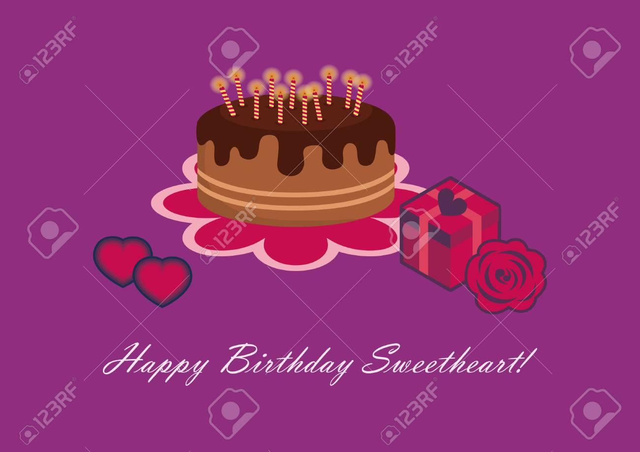 birthday card for sweetheart