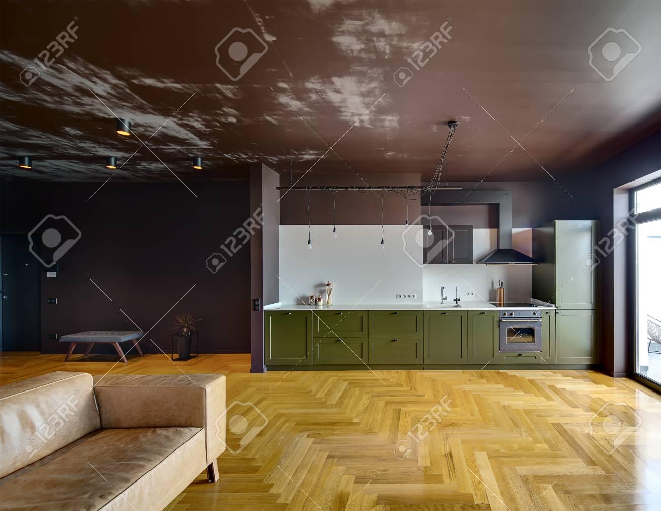 Cucina Stile Contemporaneo | Progetto Cucina In Stile Classico ...