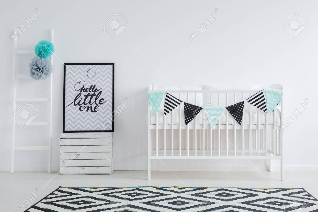 https fr 123rf com photo 81515092 tapis graphique en chambre de b c3 a9b c3 a9 noir et blanc html