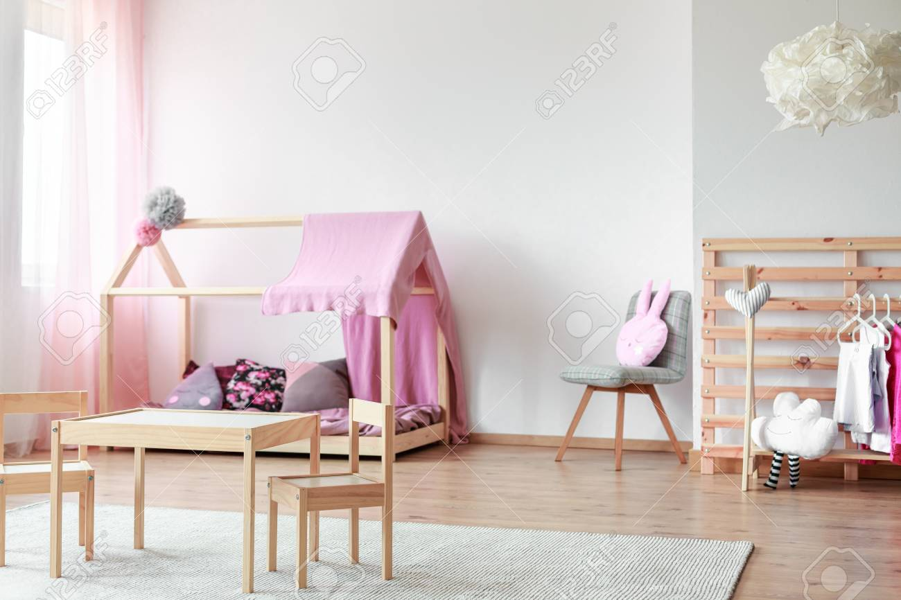 Small Chairs For Bedroom Kids Table And Small Chairs In Scandinavian Style Bedroom With